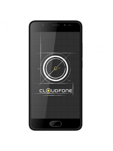 Cloudfone Next Lite - Black