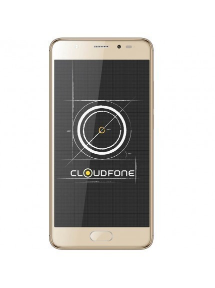Cloudfone Next Lite - Gold 1
