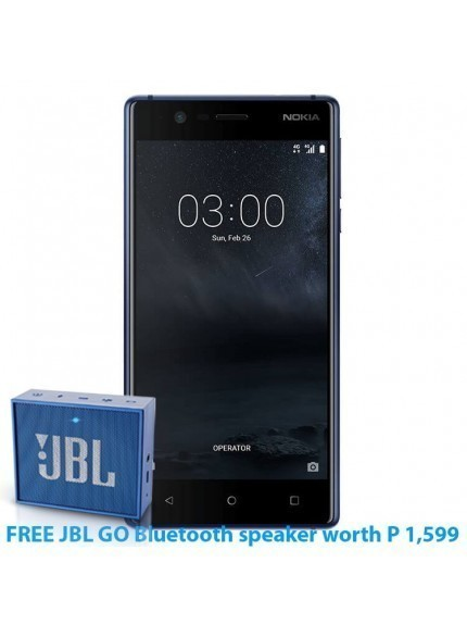 Nokia 3 - Tempered Blue 1