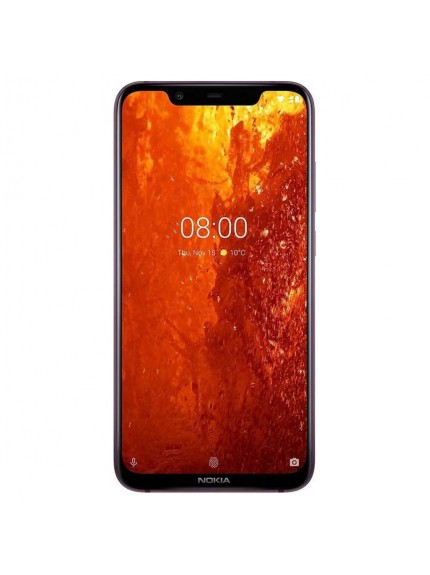 Nokia 8.1 6/128GB - Iron Steel