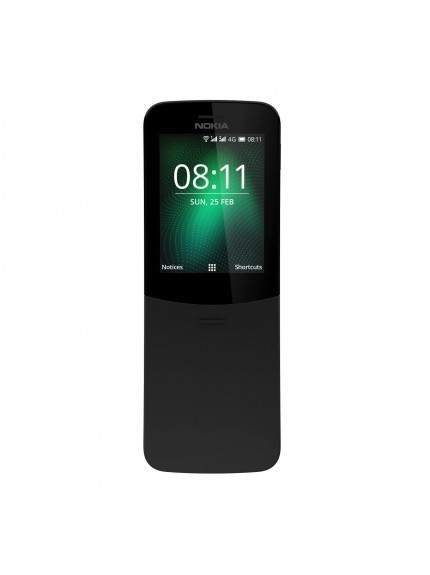 Nokia 8110 4G - Traditional Black
