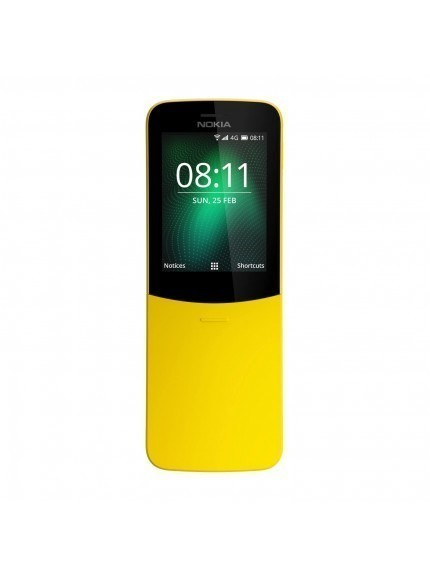 Nokia 8110 4G - Banana Yellow