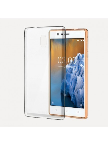 Nokia 3 Slim Crystal Case