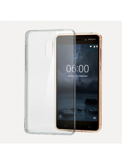 Nokia 6 Slim Crystal Case