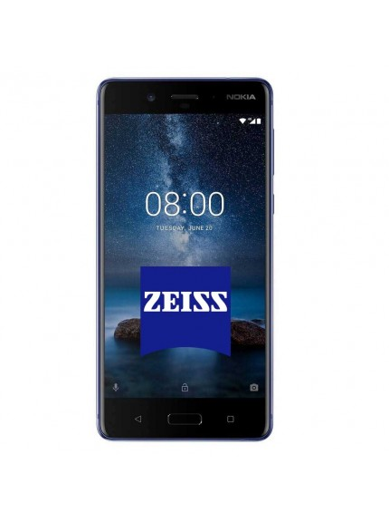 Nokia 8 - Polished Blue 2