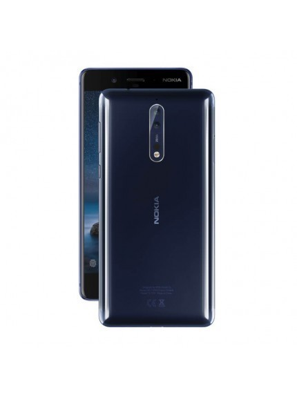 Nokia 8 - Polished Blue 1