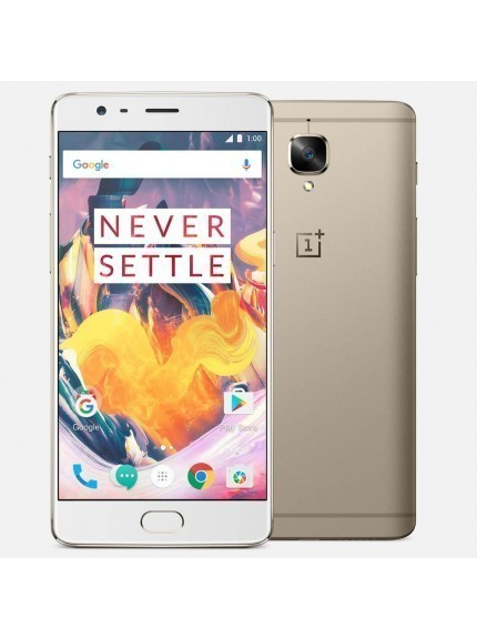 OnePlus 3T - Soft Gold 1