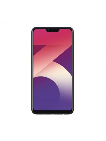 OPPO A3s - Dark Purple - 1