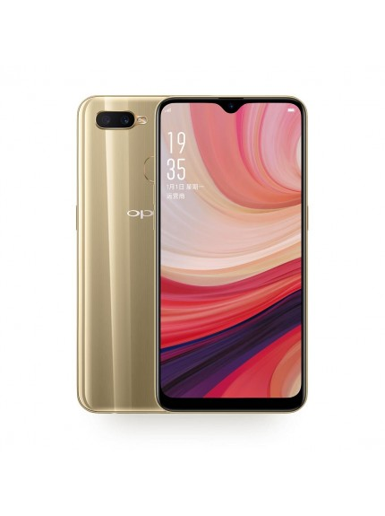 OPPO A7 4GB/64GB - Glaring Gold 1