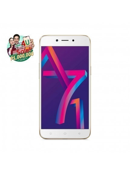 Oppo A71 (2018) - Gold 1