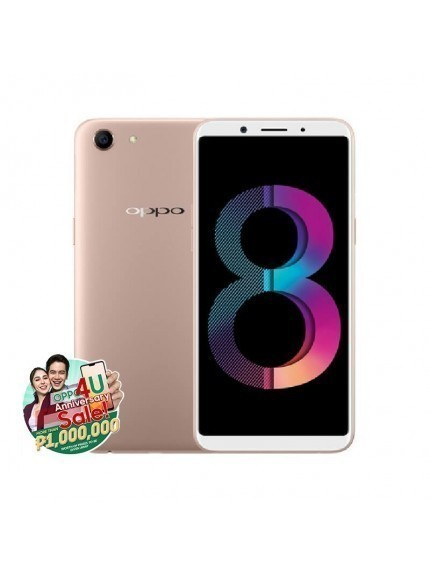 Oppo A83 2GB - Champagne Gold 1