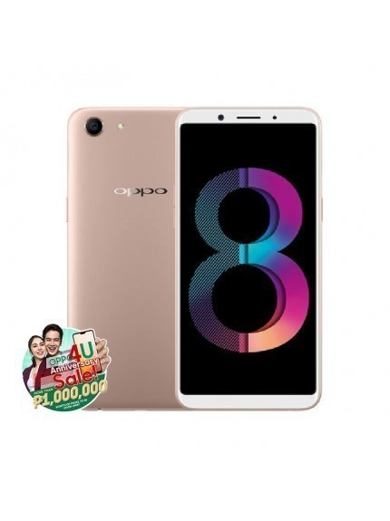 Oppo A83 - Champagne Gold 1