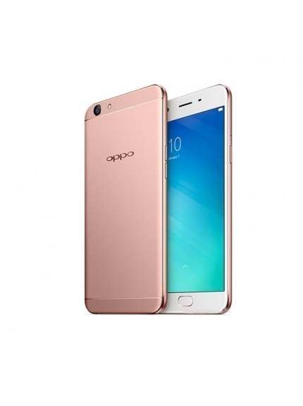 Oppo F1s Upgraded (4GB/64GB) - Rose Gold