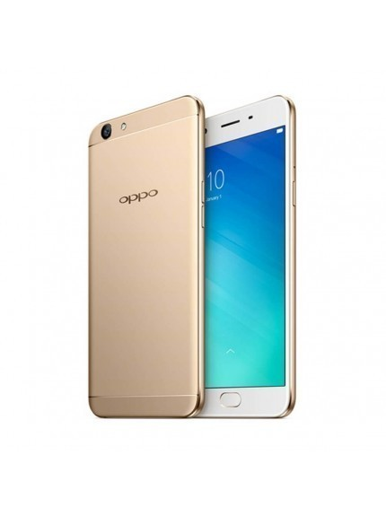 Oppo F1s Upgraded (4GB/64GB) - Gold 1