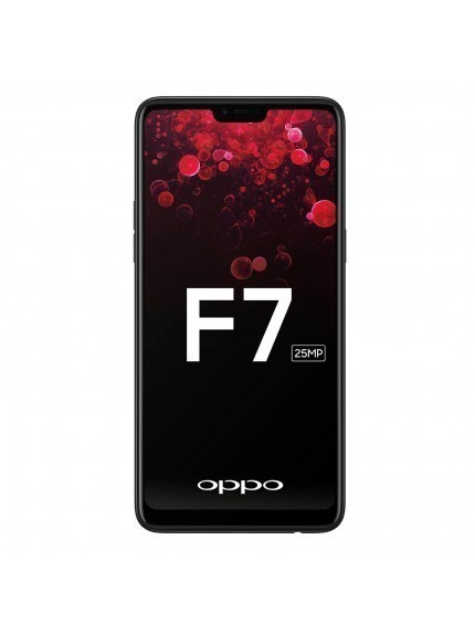 Oppo F7 - Diamond Black