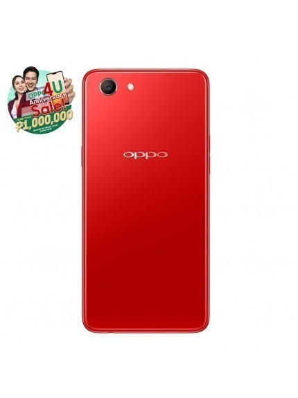 Oppo F7 Youth - Solar Red 1