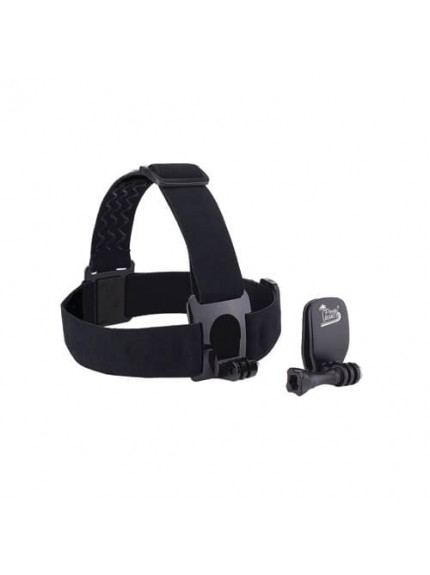 Pacific Gears Headstrap + Mount Swift Clip for Go Pro Action Cameras