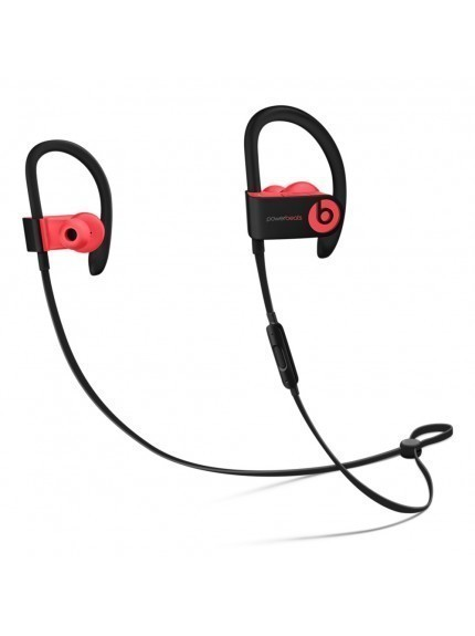 Apple Powerbeats3 Wireless Earphones - Siren Red 1