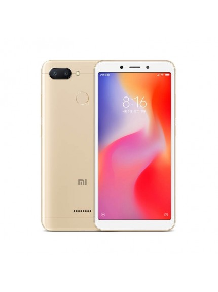 Xiaomi Redmi 6 4GB/64GB - Gold