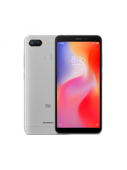 Xiaomi Redmi 6 3GB/32GB - Grey