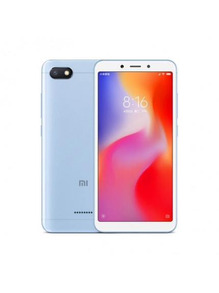 Xiaomi Redmi 6A 2GB/32GB - Blue