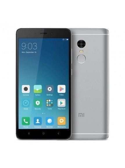 Xiaomi Redmi Note 4 4GB/64GB - Grey