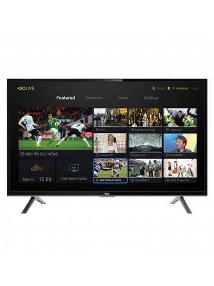 TCL 49-inch DIGITAL INTERNET TV - S4900 1