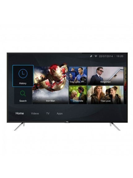 TCL 49-inch DIGITAL SMART TV - S6000 1