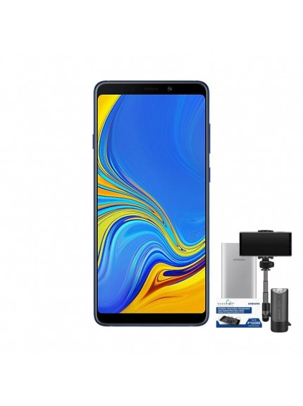 Samsung Galaxy A9 (2018) - Lemonade Blue 1