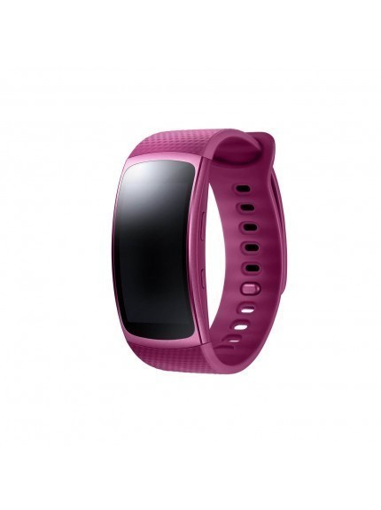 Samsung Gear Fit2 (Large) - Pink 1