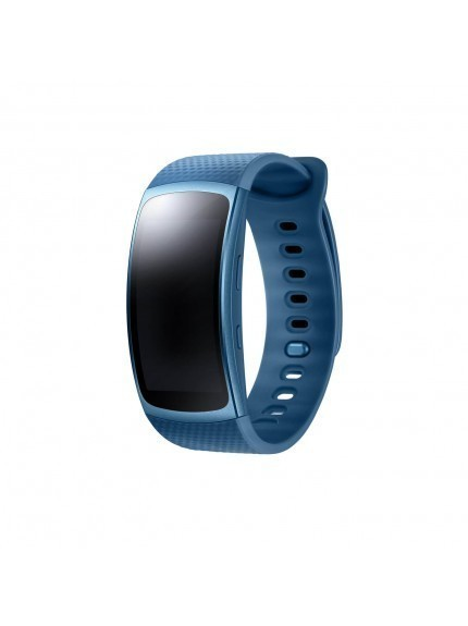 Samsung Gear Fit2 (Large) - Blue 1