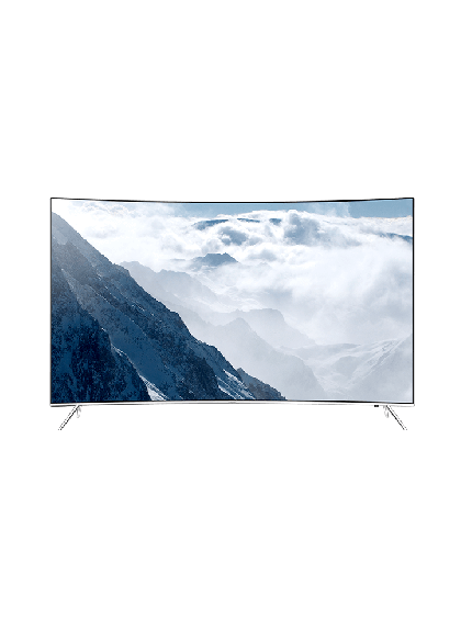 "Samsung 65"" KS7500 SUHD 4K Curved Smart TV - 1"