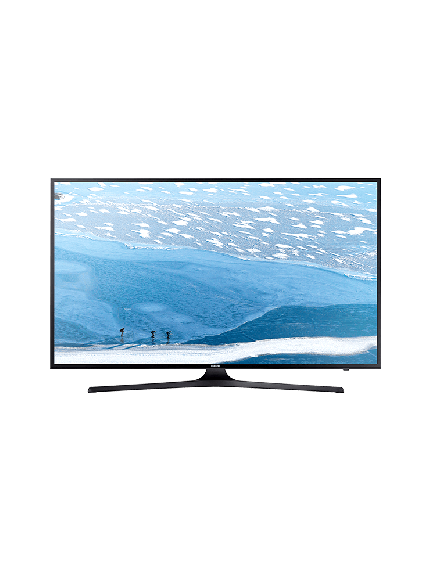 "Samsung 55"" KU6000 UHD 4K Flat Smart TV - 1"