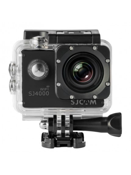 SJCAM SJ4000 WiFi 1080p Full HD Action Camera Sport DVR - Black 1