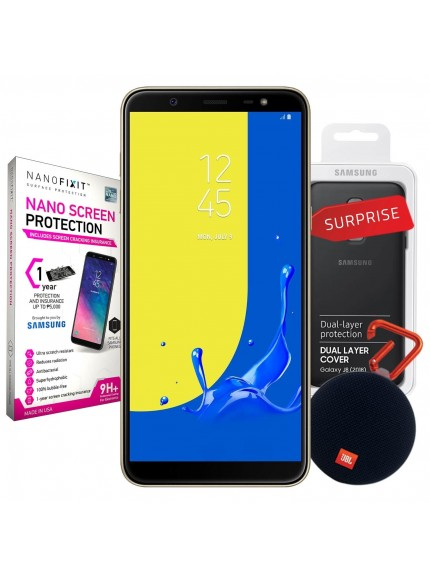 Samsung Galaxy J8 - Gold 1