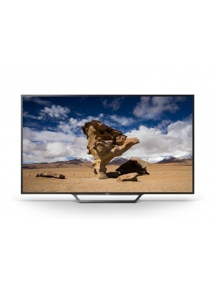 "Sony Bravia 55"" W650D Full 1080p Smart LED HDTV - 1"