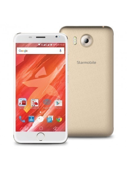 Starmobile UP Sense - Champagne Gold 1