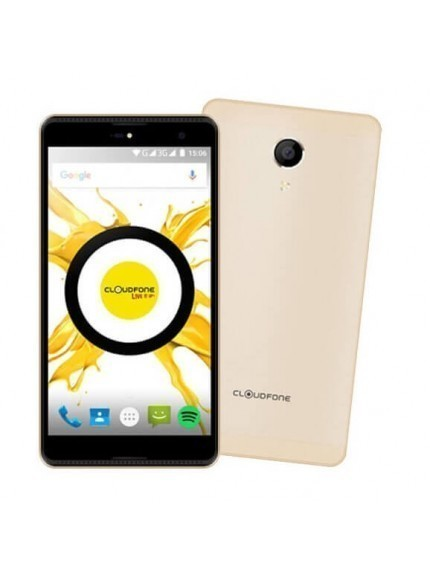 Cloudfone Thrill Plus - Gold