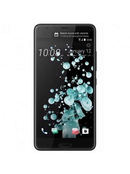 HTC U Ultra - Brilliant Black