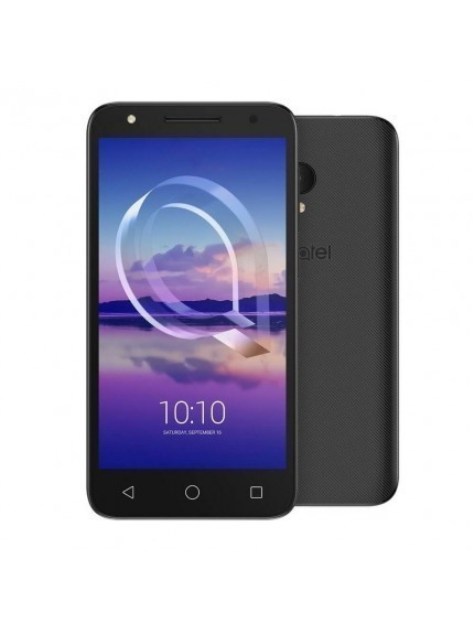 Alcatel U5 HD - Metallic Black