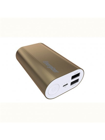 Energizer UE10008 10000mAh Powerbank - Gold