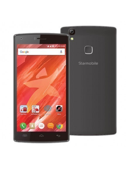 Starmobile UP Rave - Black 1