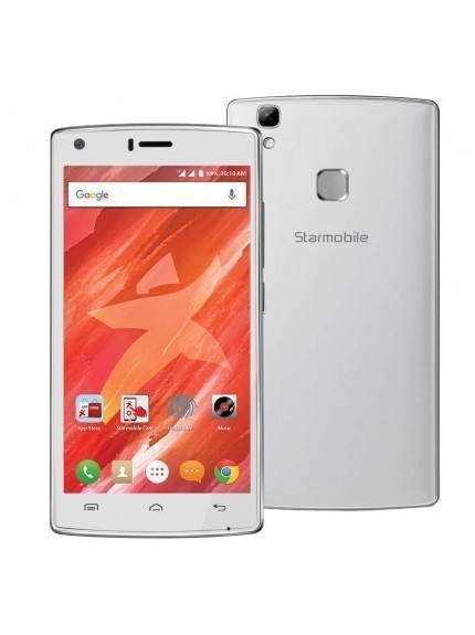 Starmobile UP Rave - White 1