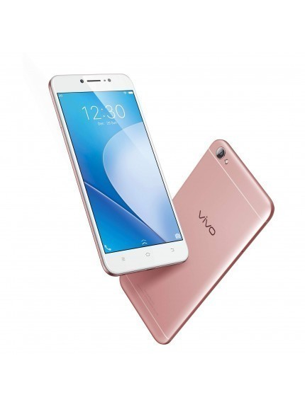 Vivo Y55s - Rose Gold 1
