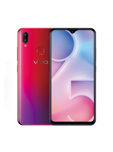 Vivo Y95 - Aurora Red 1