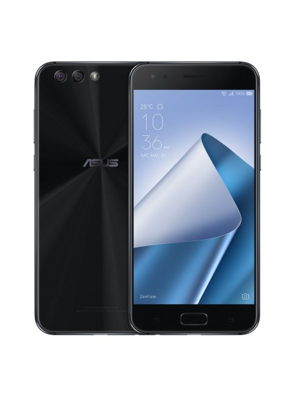 Asus Zenfone 4 ZE554KL - Midnight Black