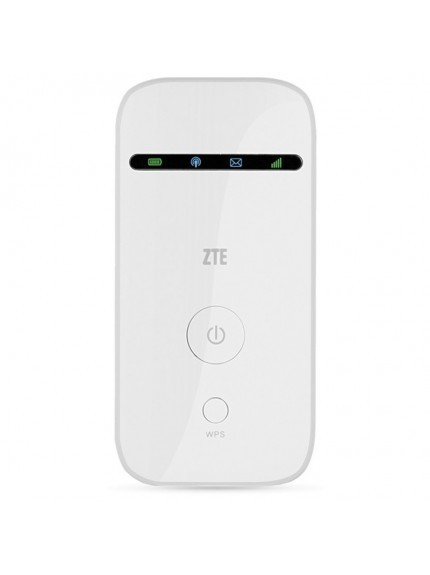 ZTE Mobile WiFi MF65M Zoom (3G/4G) - White 1