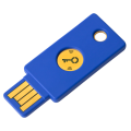 Yubico Security Key NFC - U2F and FIDO2, USB-A, NFC Two-Factor Authentication 1
