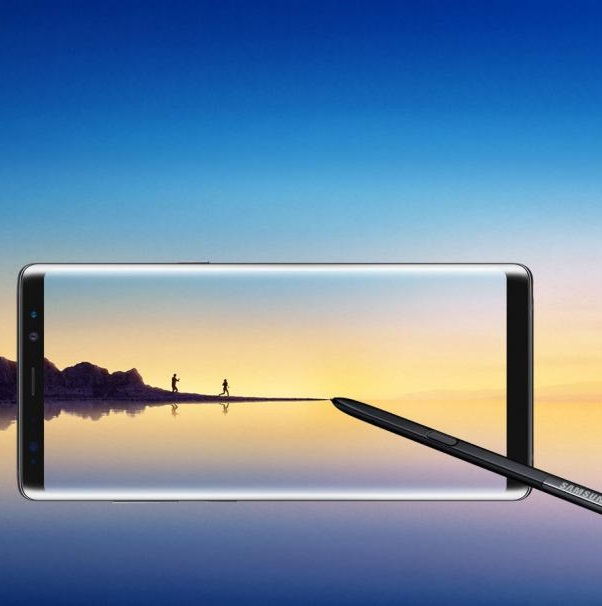 Samsung Galaxy Note8 has been Unpacked!