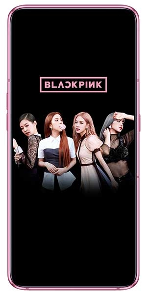 Samsung Galaxy A80 BLACKPINK